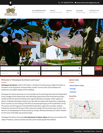 Himalayan Eco Resorts