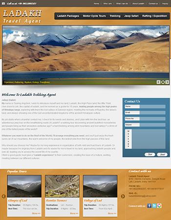Ladakh Travel Agent